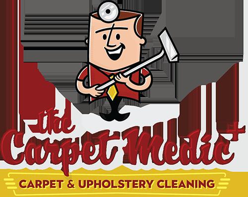 The Carpet Medic Logo